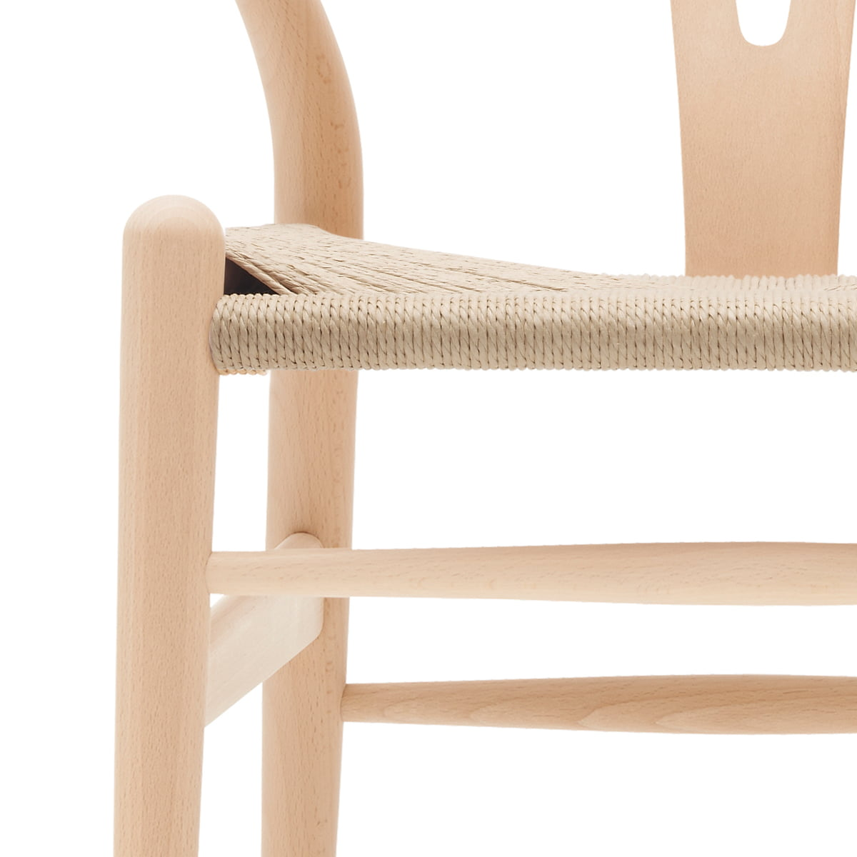 Carl Hansen   CH24 Wishbone Chair, Buche Geseift