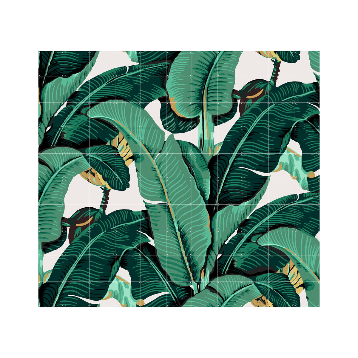 Banana Leaf Von IXXI In 220 X 200 Cm