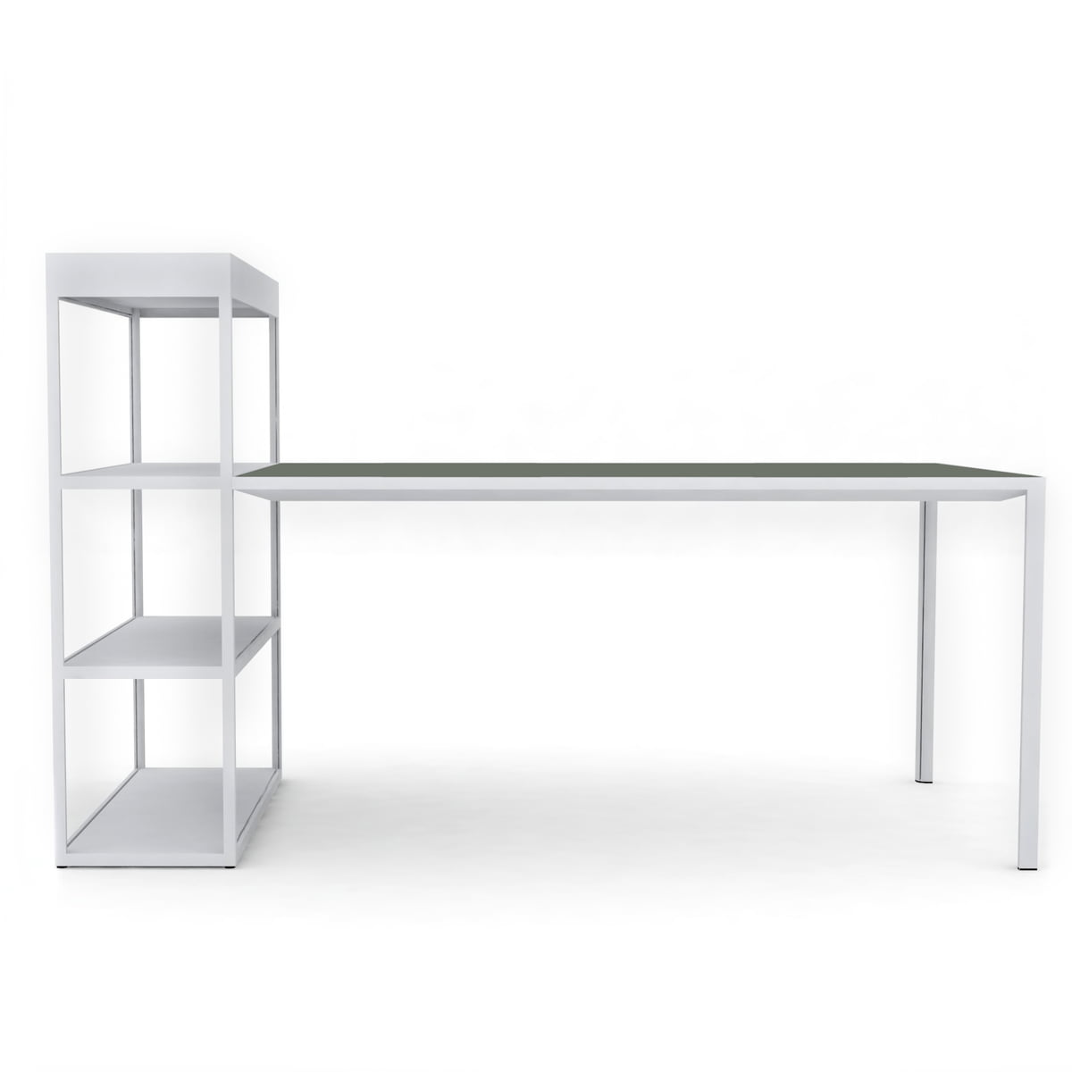 new order shelf with table von hay connox. Black Bedroom Furniture Sets. Home Design Ideas
