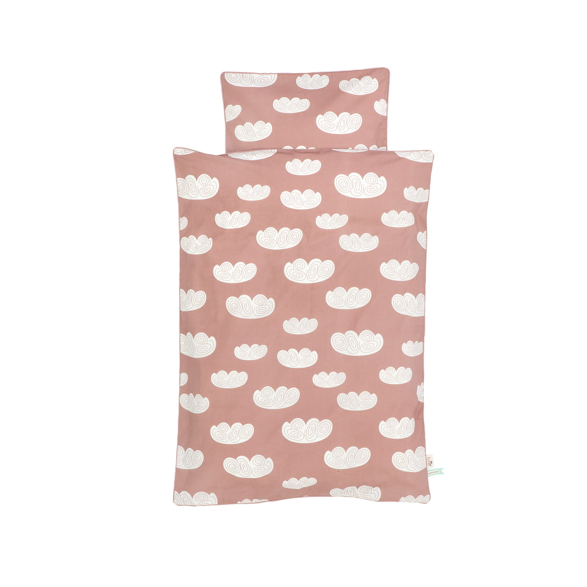Cloud Baby Bettwäsche Von Ferm Living In Rosa Awesome Design