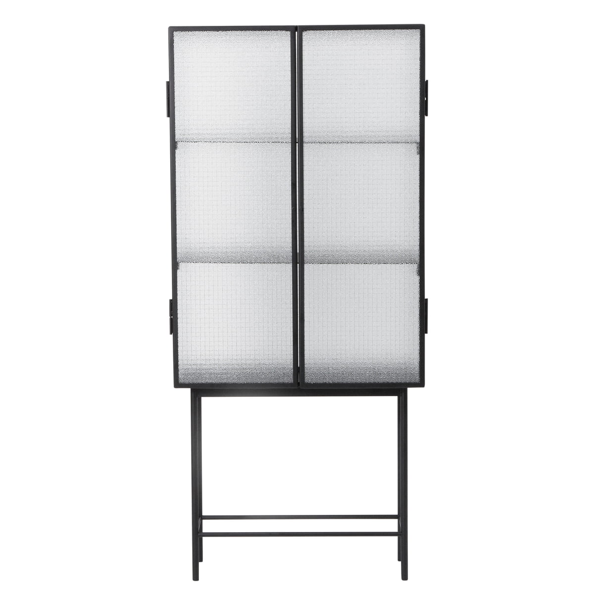 haze vitrine von ferm living connox shop. Black Bedroom Furniture Sets. Home Design Ideas