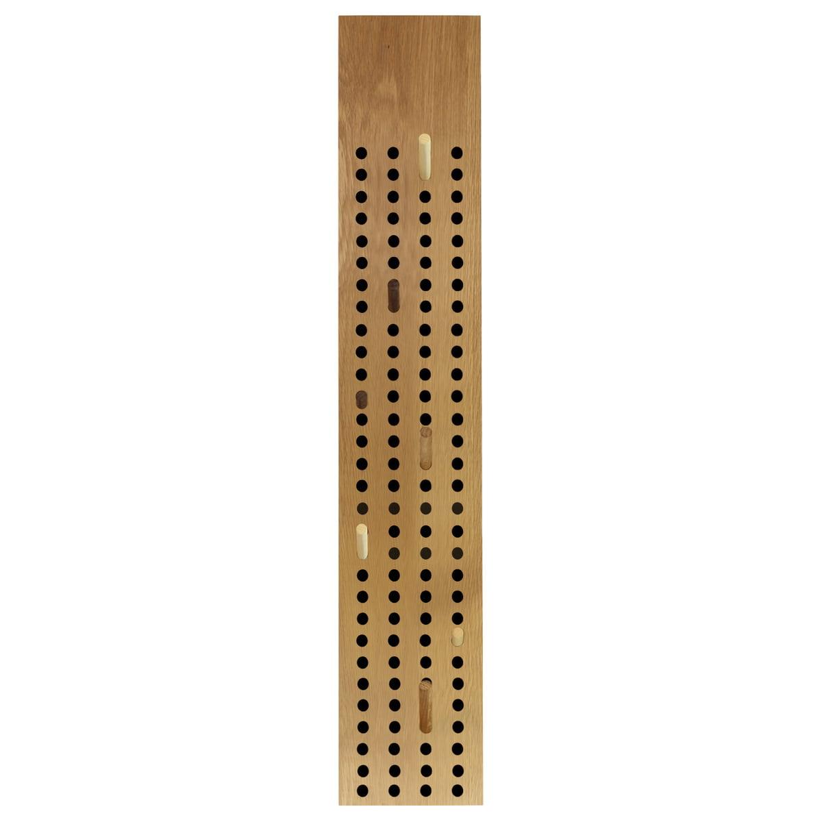 We Do Wood Scoreboard Garderobe Klein Bambus Natur