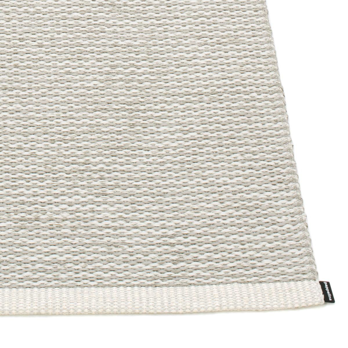 Pappelina Teppich mono teppich 140 cm pappelina connox
