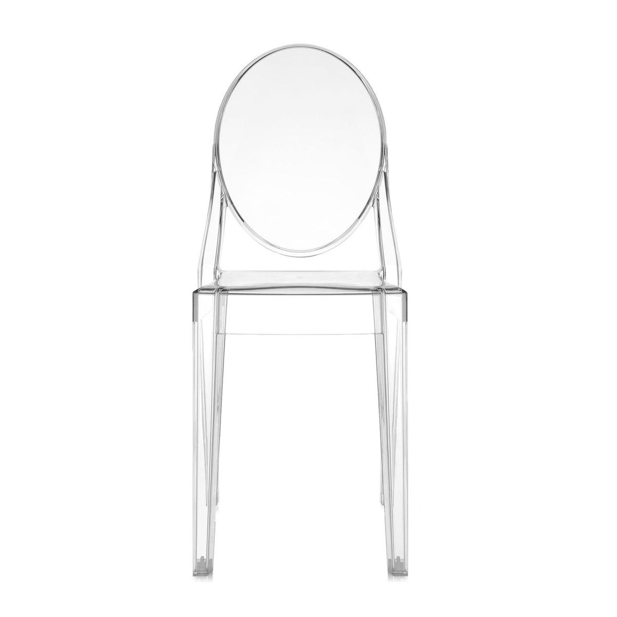 Victoria Ghost Stuhl von Kartell | Connox