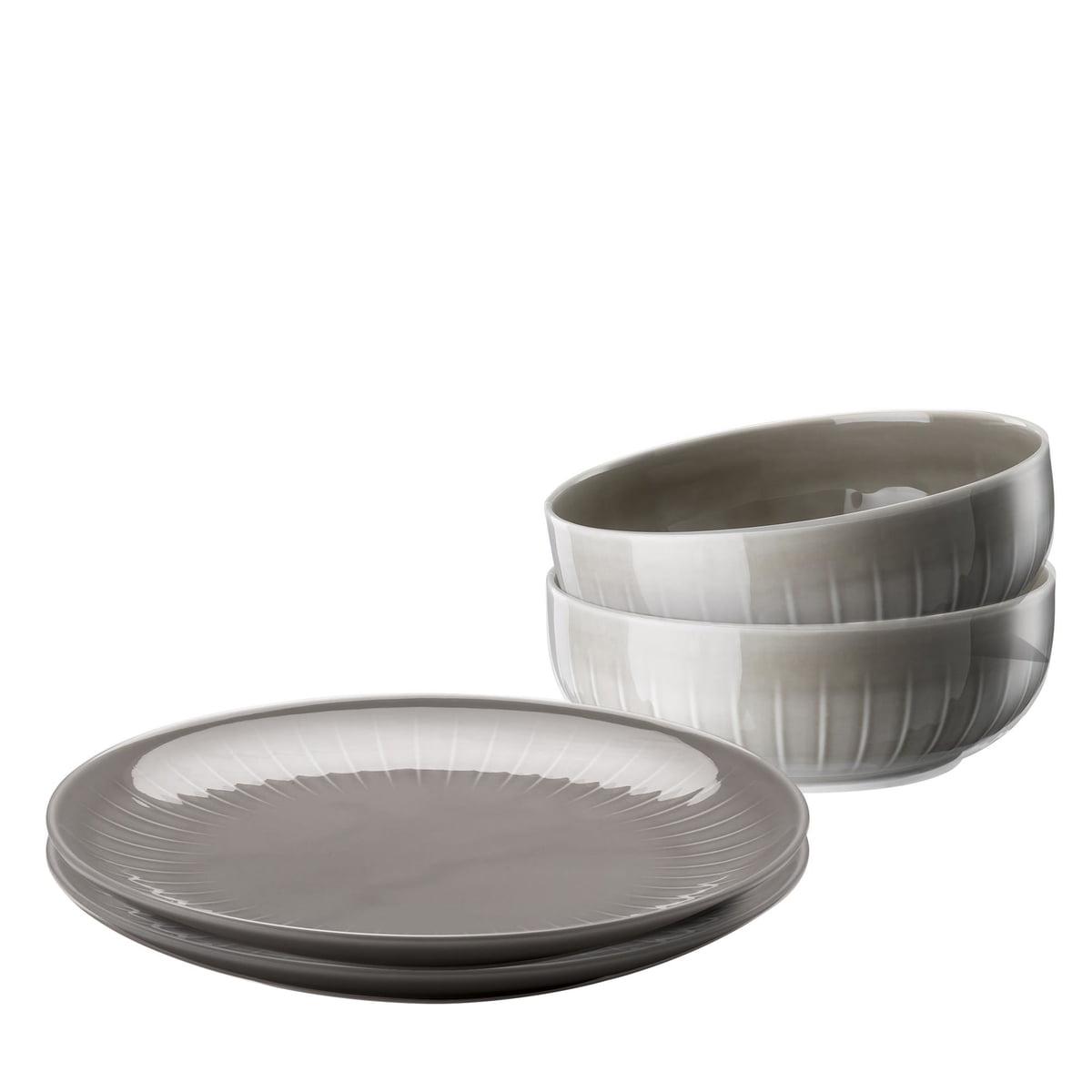Joyn Geschirr-Set grau von Arzberg | Connox