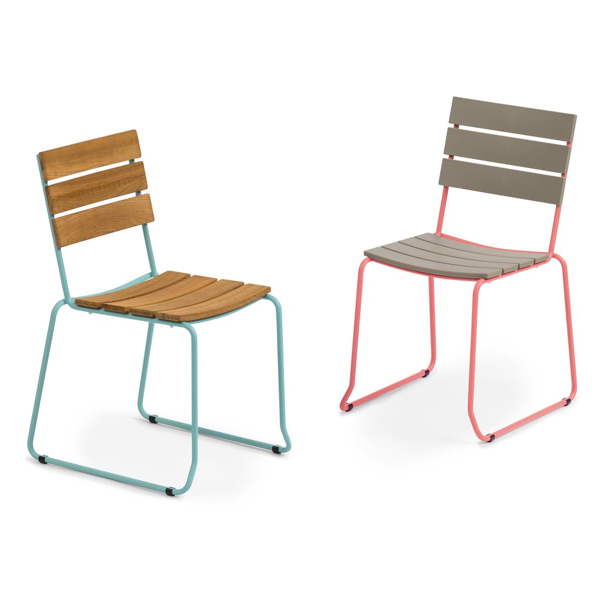 Teak Balcony Stuhl von Weishäupl | Connox Shop