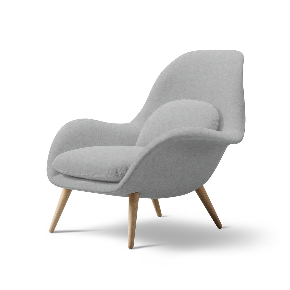 Swoon chair von fredericia connox shop for Sessel english