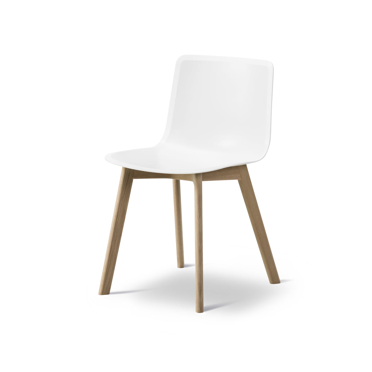Pato Wood Base Stuhl von Fredericia | Connox