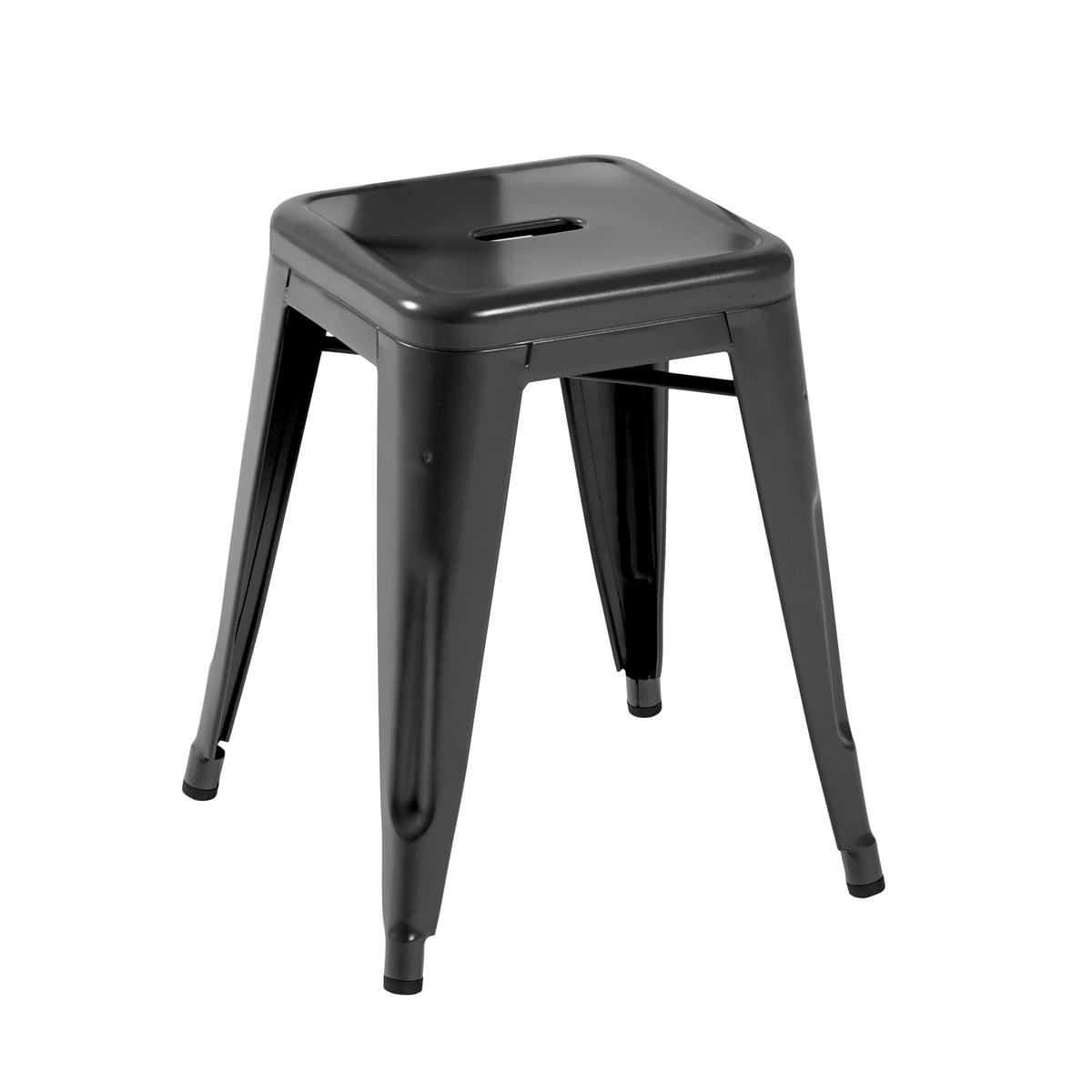45 cm stahl hocker von tolix online kaufen. Black Bedroom Furniture Sets. Home Design Ideas
