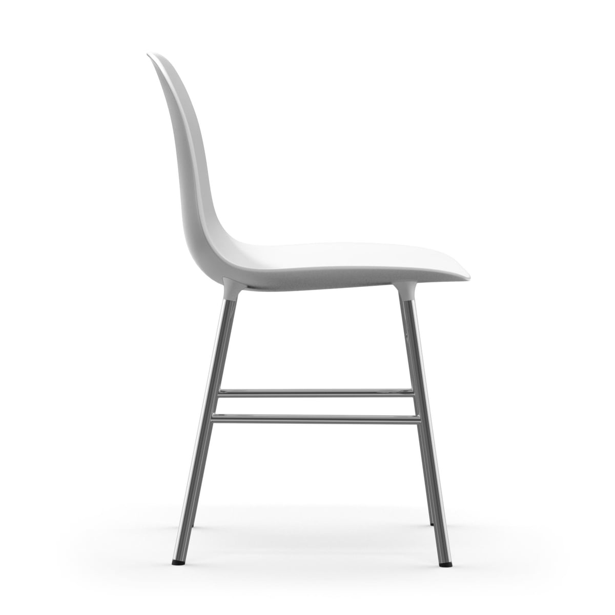 Form Chair (Chrom) von Normann Copenhagen