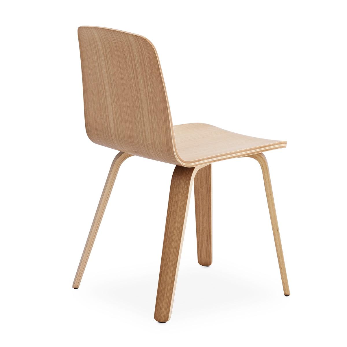 just stuhl von normann copenhagen connox. Black Bedroom Furniture Sets. Home Design Ideas