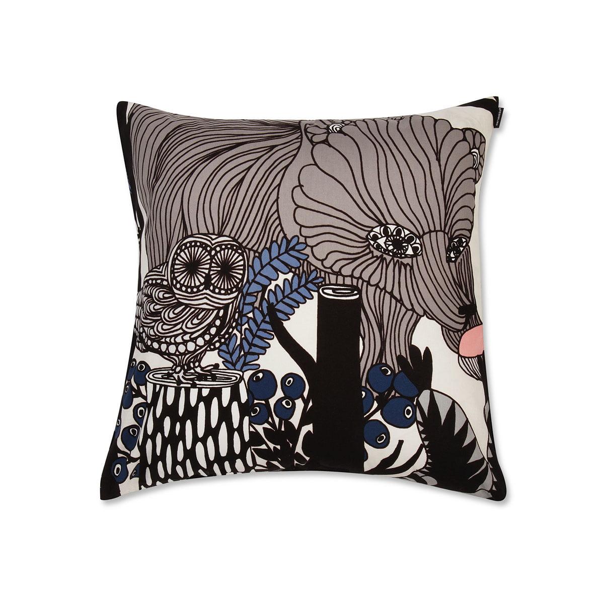 veljekset kissenbezug von marimekko connox. Black Bedroom Furniture Sets. Home Design Ideas