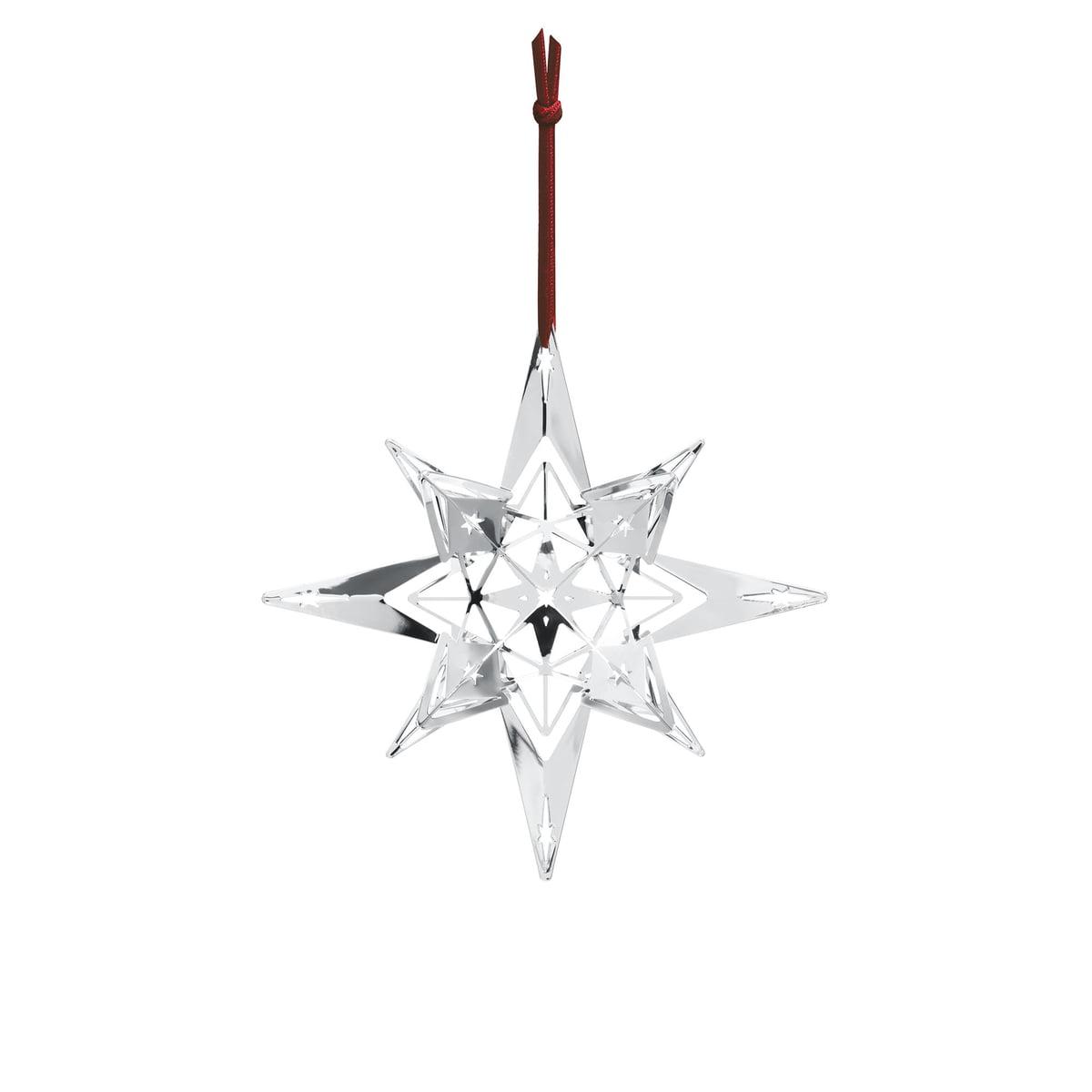 Weihnachtsschmuck stern von rosendahl kaufen for Tannenbaumspitze stern