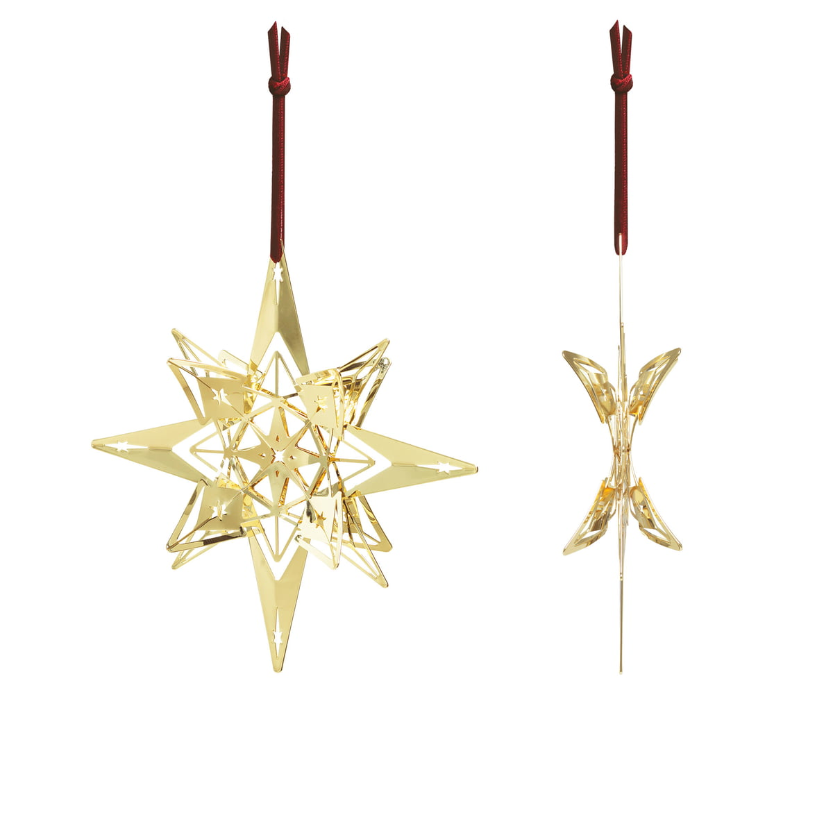 weihnachtsschmuck stern von rosendahl kaufen. Black Bedroom Furniture Sets. Home Design Ideas