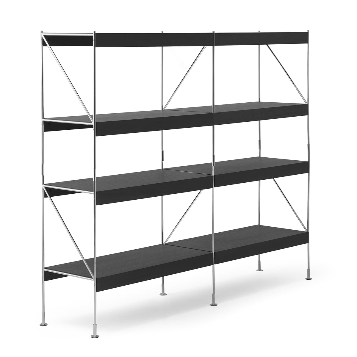 zet storing system regal von menu connox. Black Bedroom Furniture Sets. Home Design Ideas