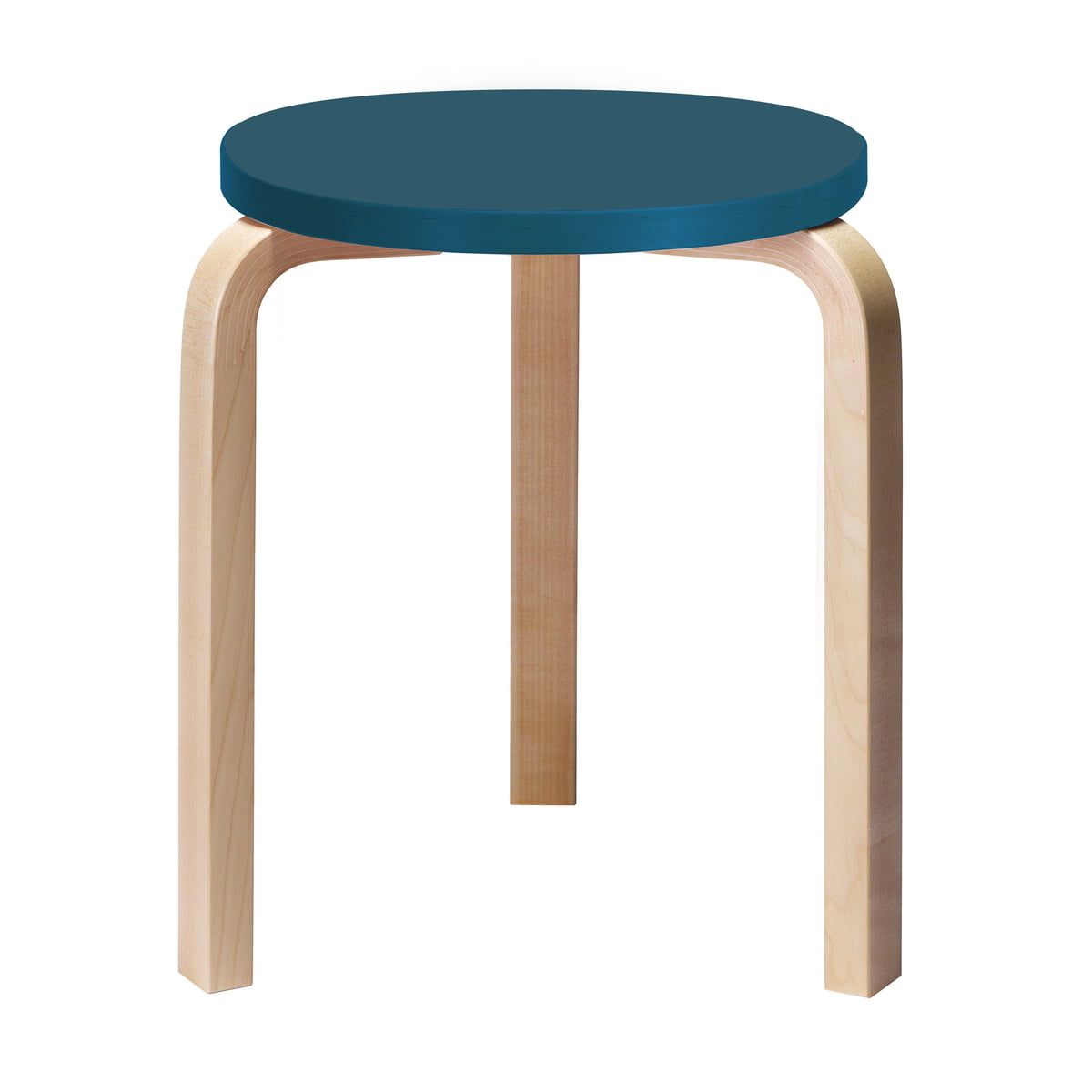 artek hocker stool 60 im connox shop kaufen. Black Bedroom Furniture Sets. Home Design Ideas