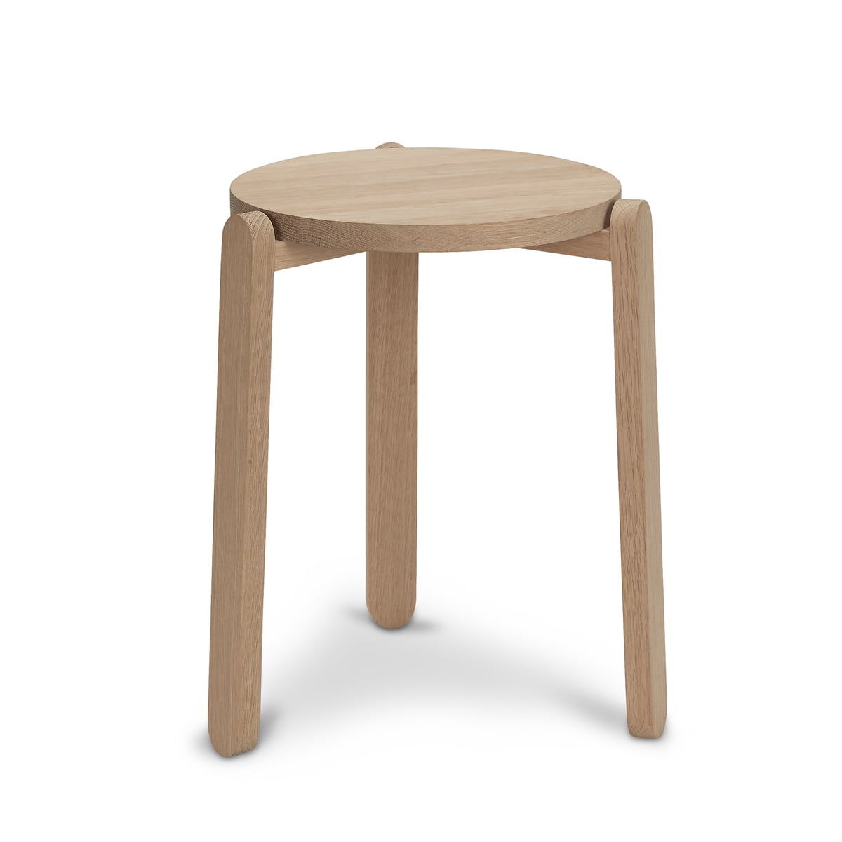 Hocker nomad skagerak connox shop for Holzhocker stapelbar