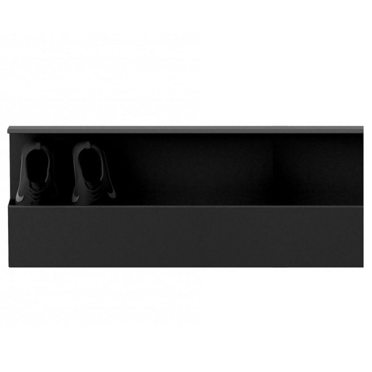 Shoe Box large von Nichba Design in Schwarz