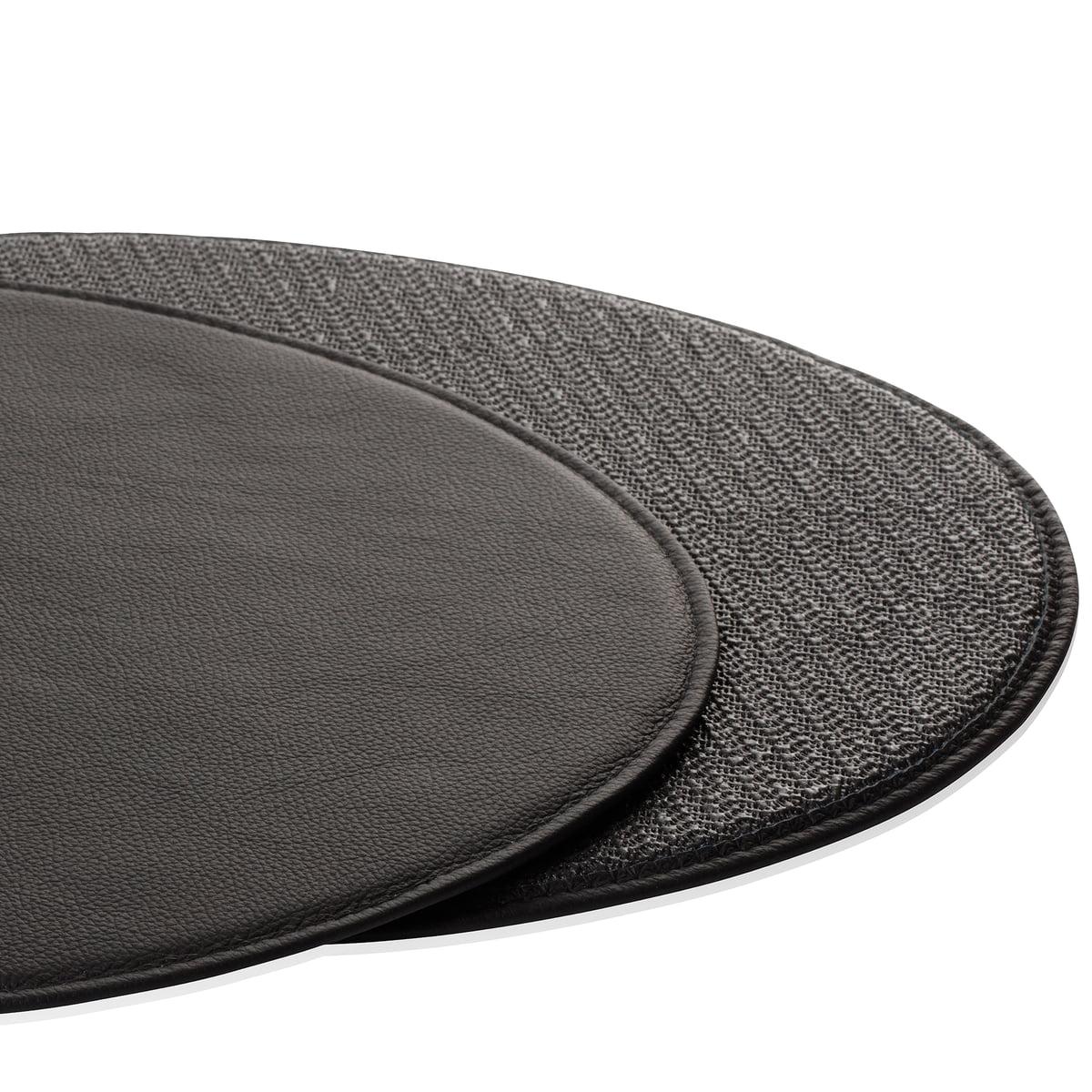 sitzkissen leder f r serie 7 fritz hansen. Black Bedroom Furniture Sets. Home Design Ideas