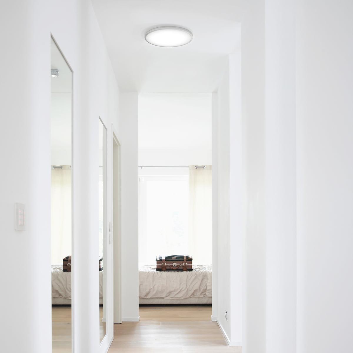 silara led wand und deckenleuchte von osram connox. Black Bedroom Furniture Sets. Home Design Ideas