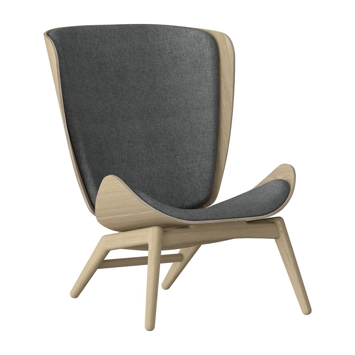 Schön Sessel Hohe Lehne Foto Von Der Umage - The Reader Armchair, Eiche