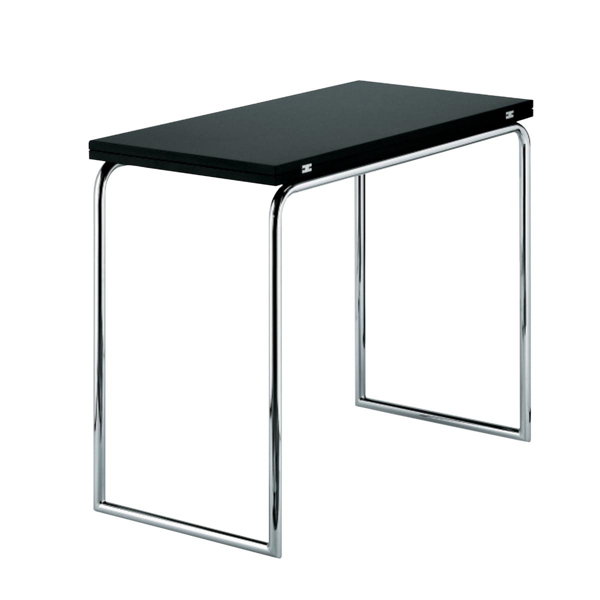 b 109 klapptisch von thonet connox. Black Bedroom Furniture Sets. Home Design Ideas