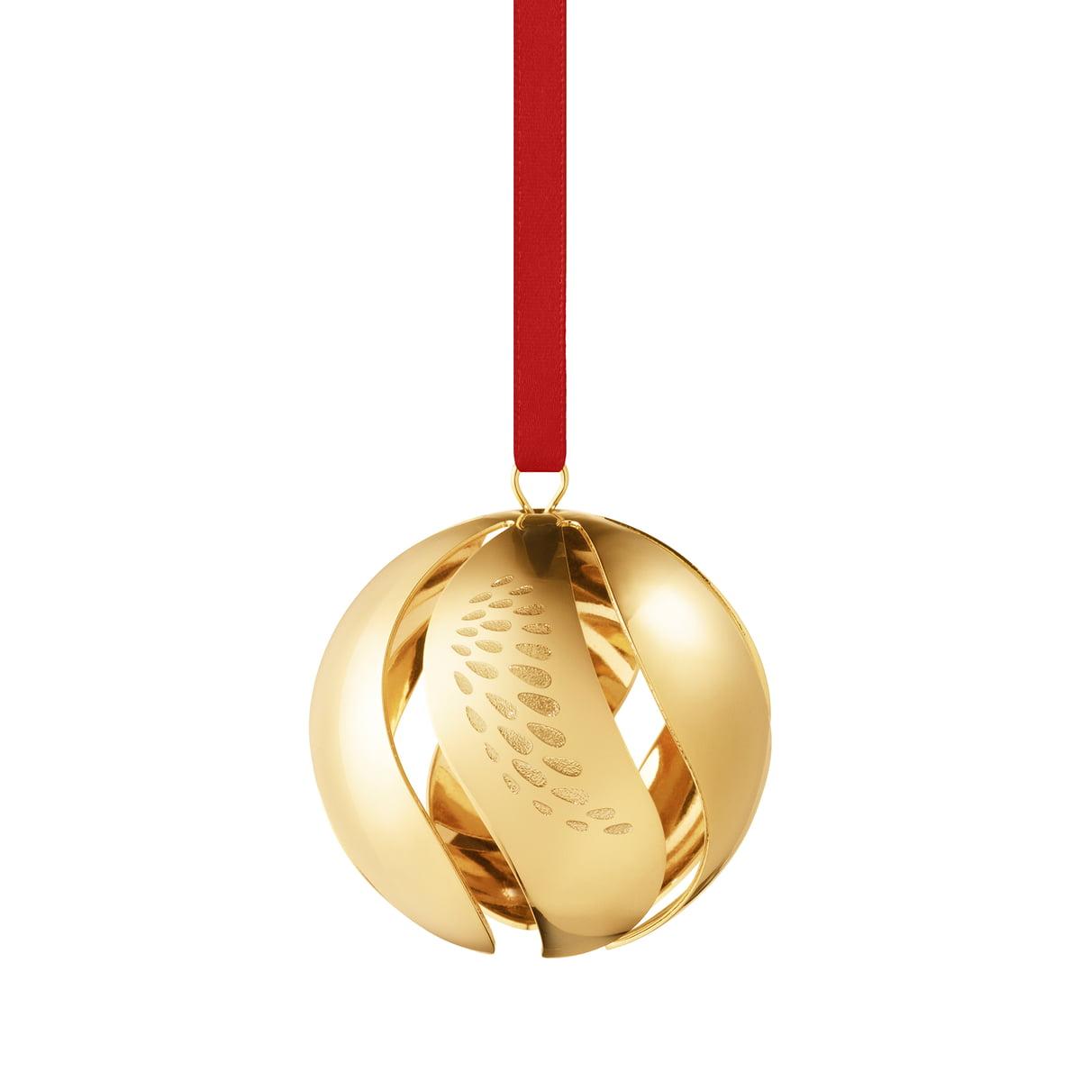 Weihnachtskugel von Georg Jensen | Connox