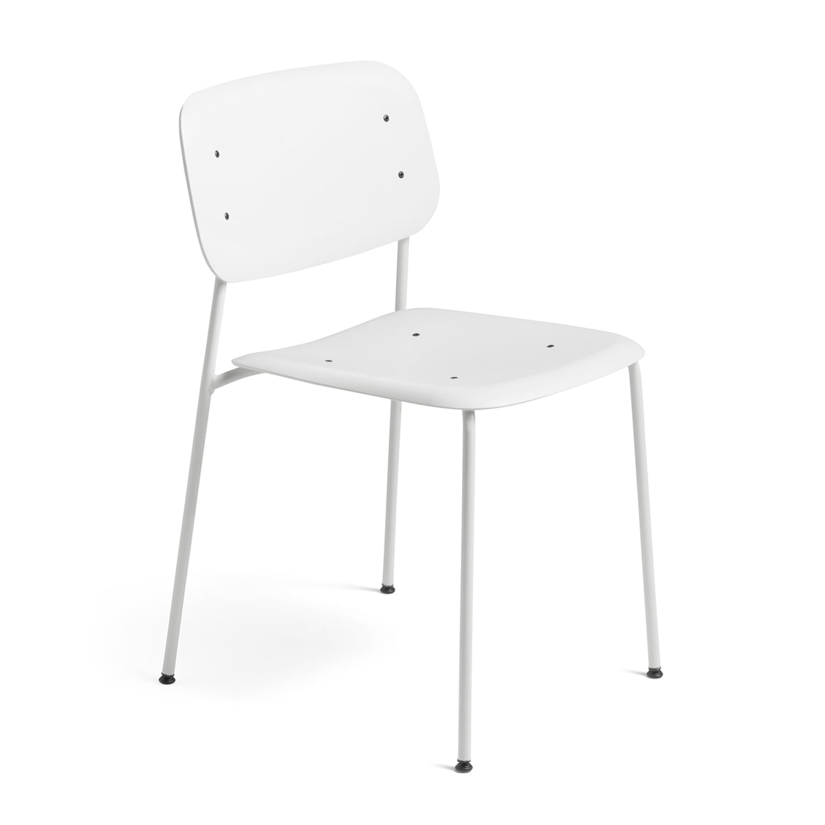 Hay   Soft Edge P10 Stuhl, Weiß