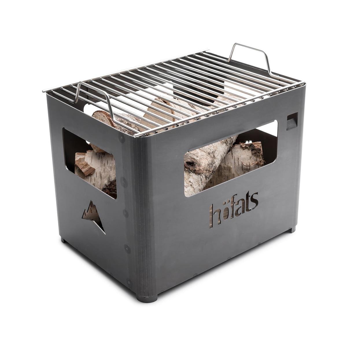 grillrost f r beer box feuerkorb von h fats connox. Black Bedroom Furniture Sets. Home Design Ideas