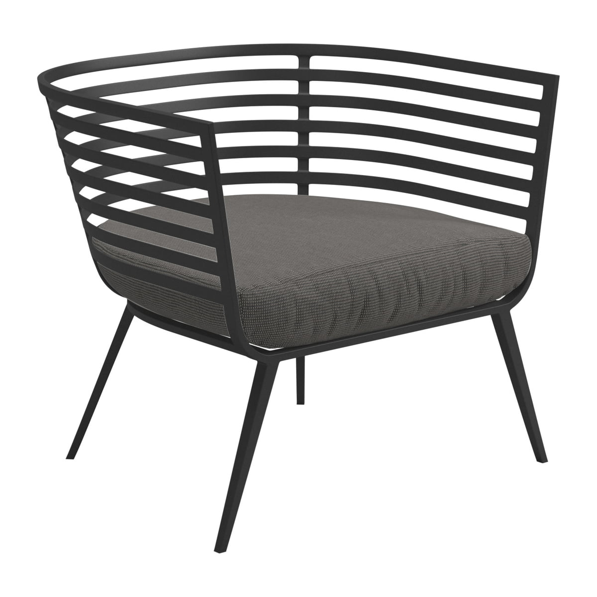 Outdoor Lounge Chair Vista Gloster Connox