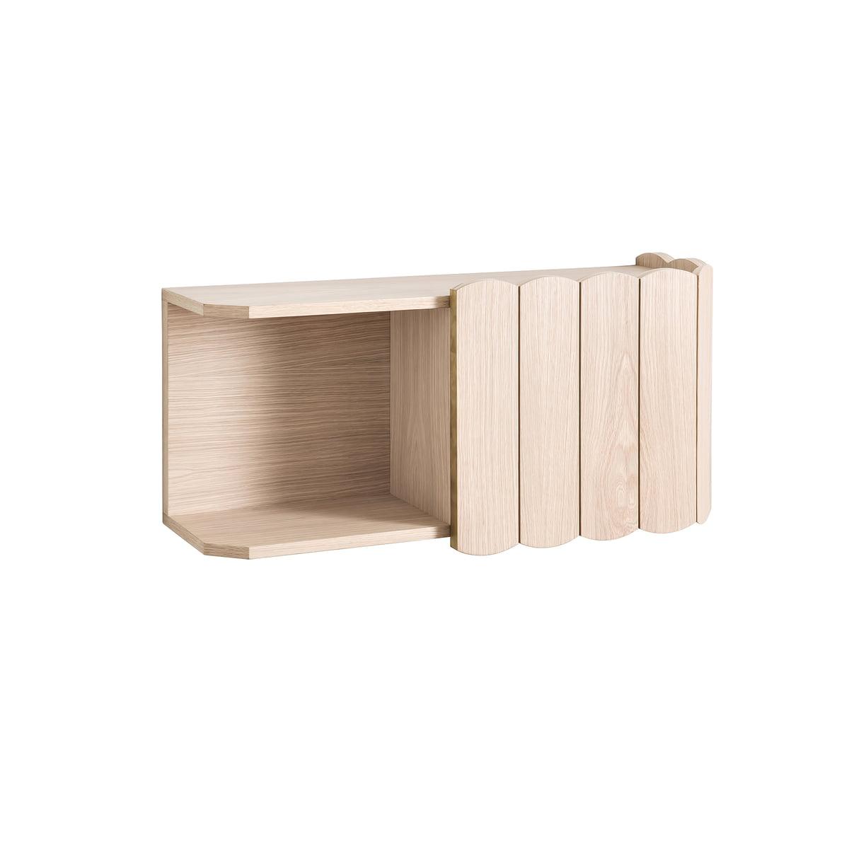 fanny wandregal von hart connox. Black Bedroom Furniture Sets. Home Design Ideas