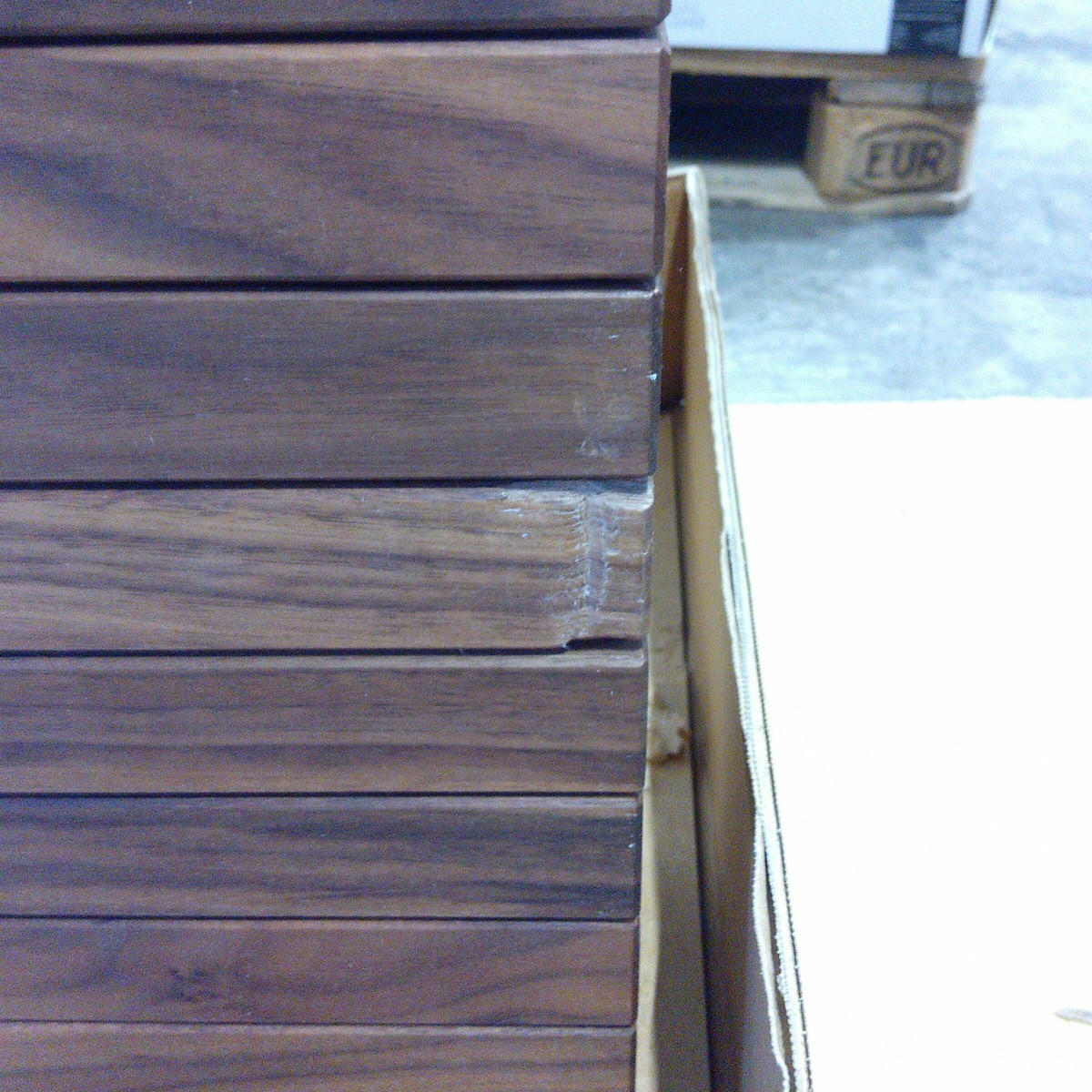Design Sale - Peruse - Piano Hanger Walnuss geölt, large