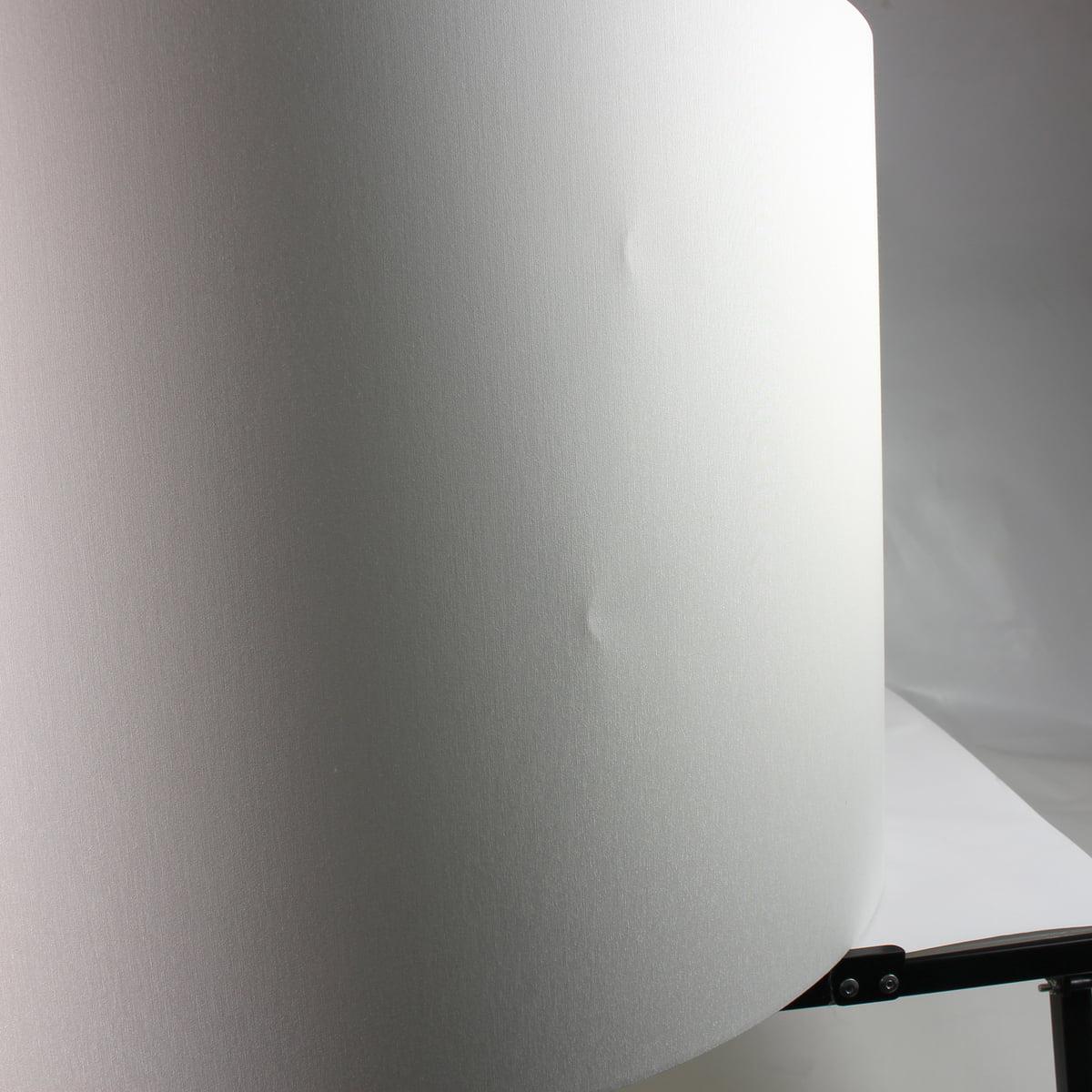 Design Sale - Maigrau - LUCA LEAN Lehnleuchte, Eiche natur, weiß