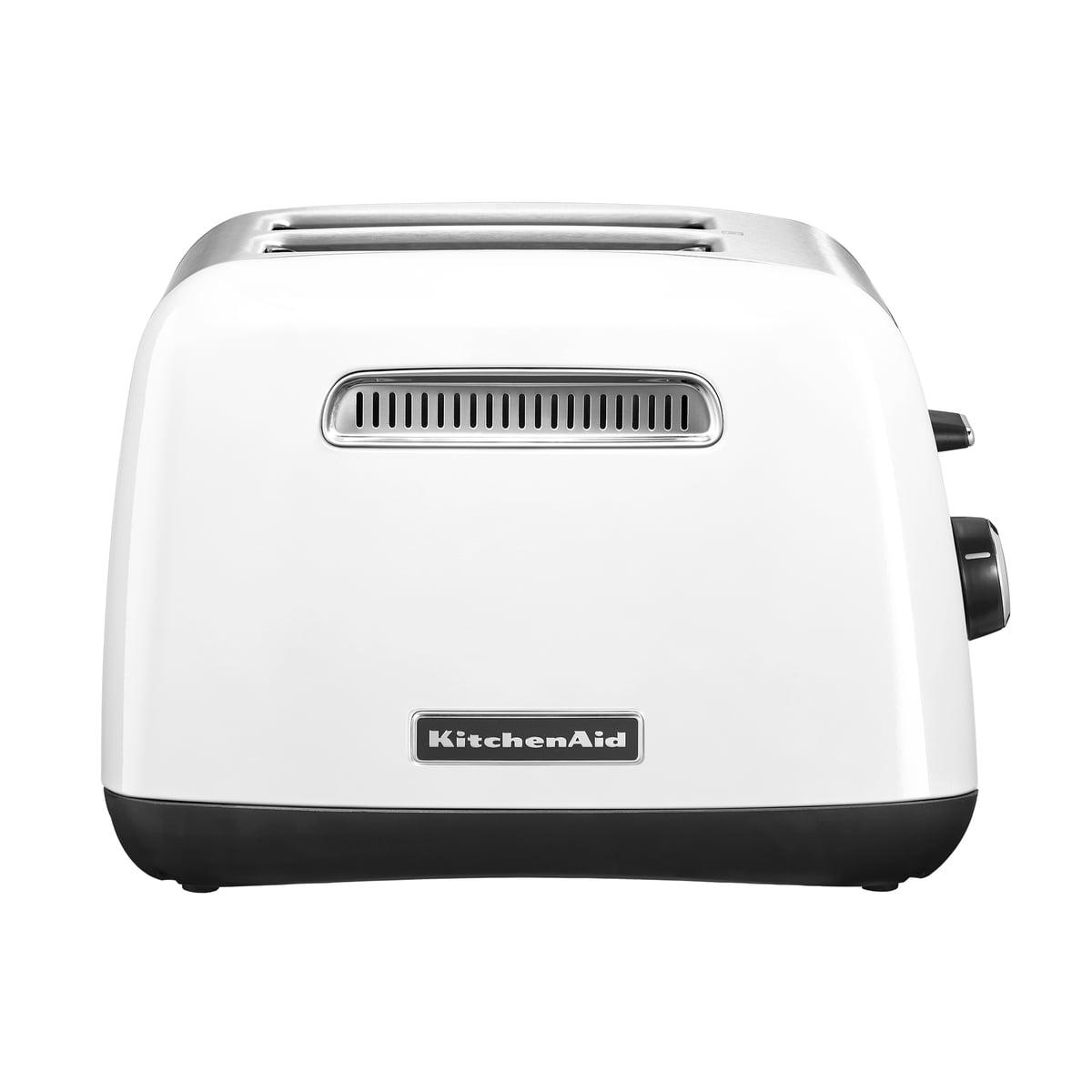 toaster classic 2 scheiben von kitchenaid connox. Black Bedroom Furniture Sets. Home Design Ideas