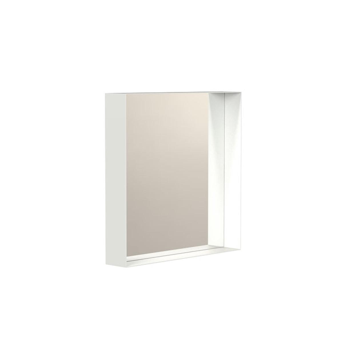 Unu Wandspiegel mit Rahmen von Frost | Connox