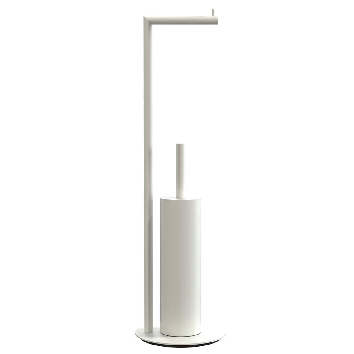 Turbo Nova 2 Toilettenpapierhalter und WC-Bürste von Frost | Connox UG24