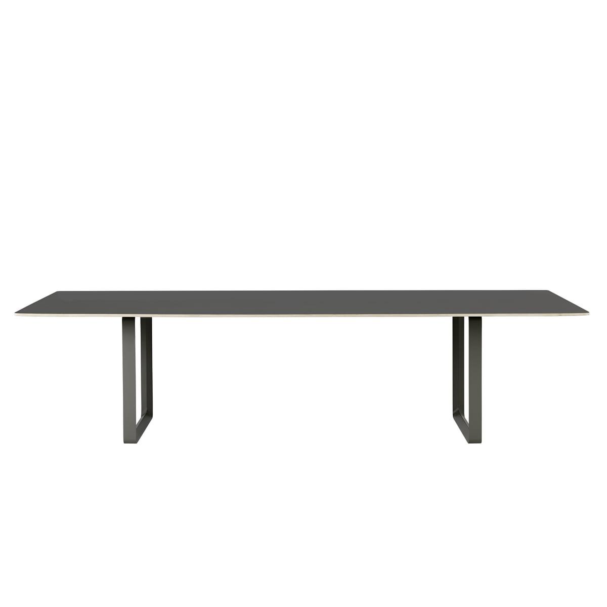 70 70 esstisch 295 x 108 cm von muuto connox. Black Bedroom Furniture Sets. Home Design Ideas