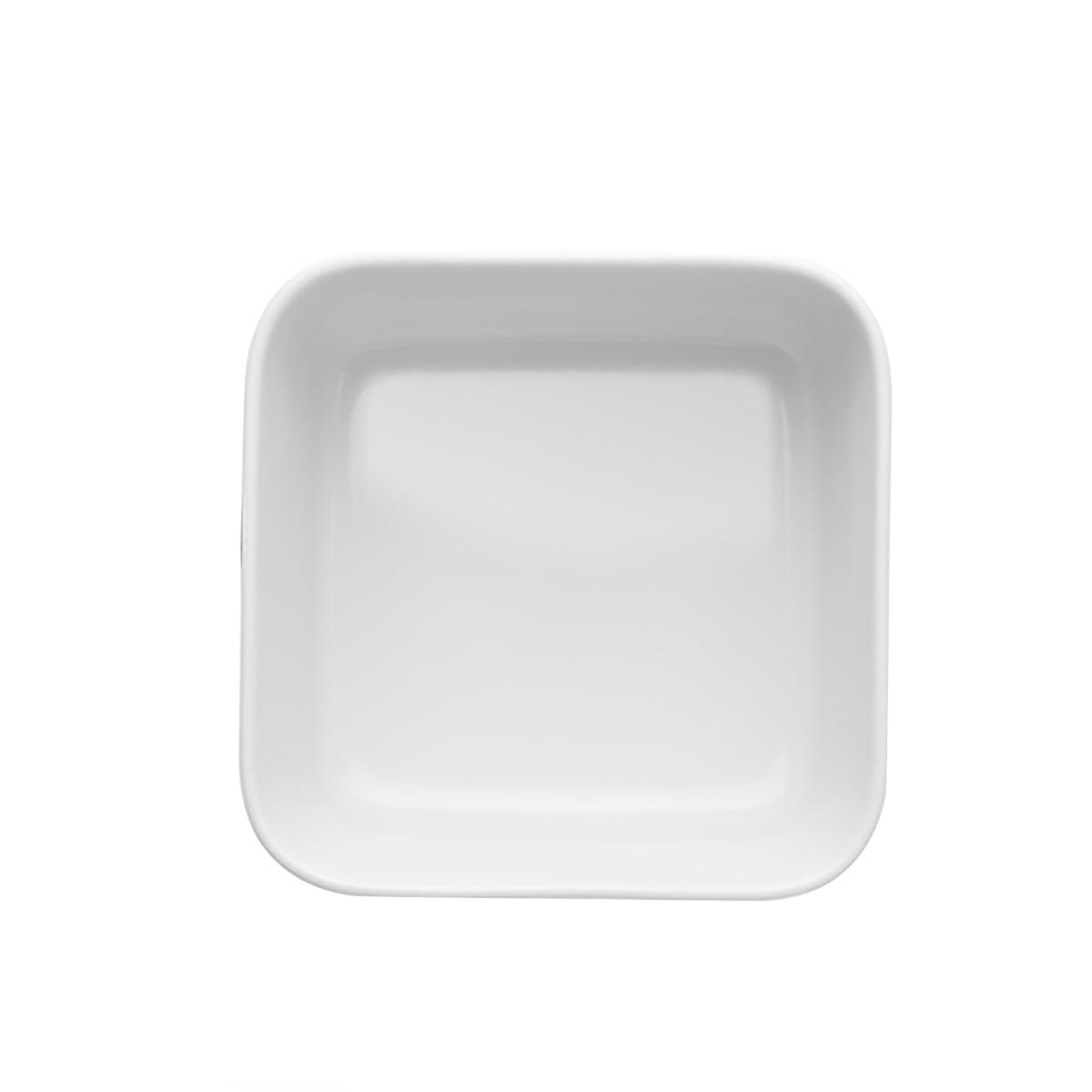 SeaGlass schwarz Schale auf Fu/ß wei/ß /Ø 100/mm H 90/mm 0,1/x 0,1/x 0,1/cm wei/ß//schwarz