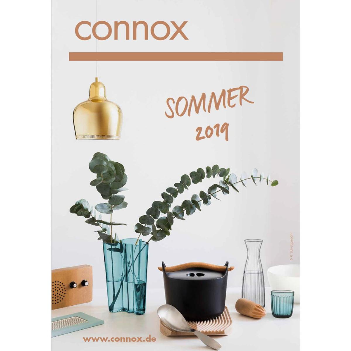 ddfff97df4 Der Connox Katalog für den Wohndesign-Shop