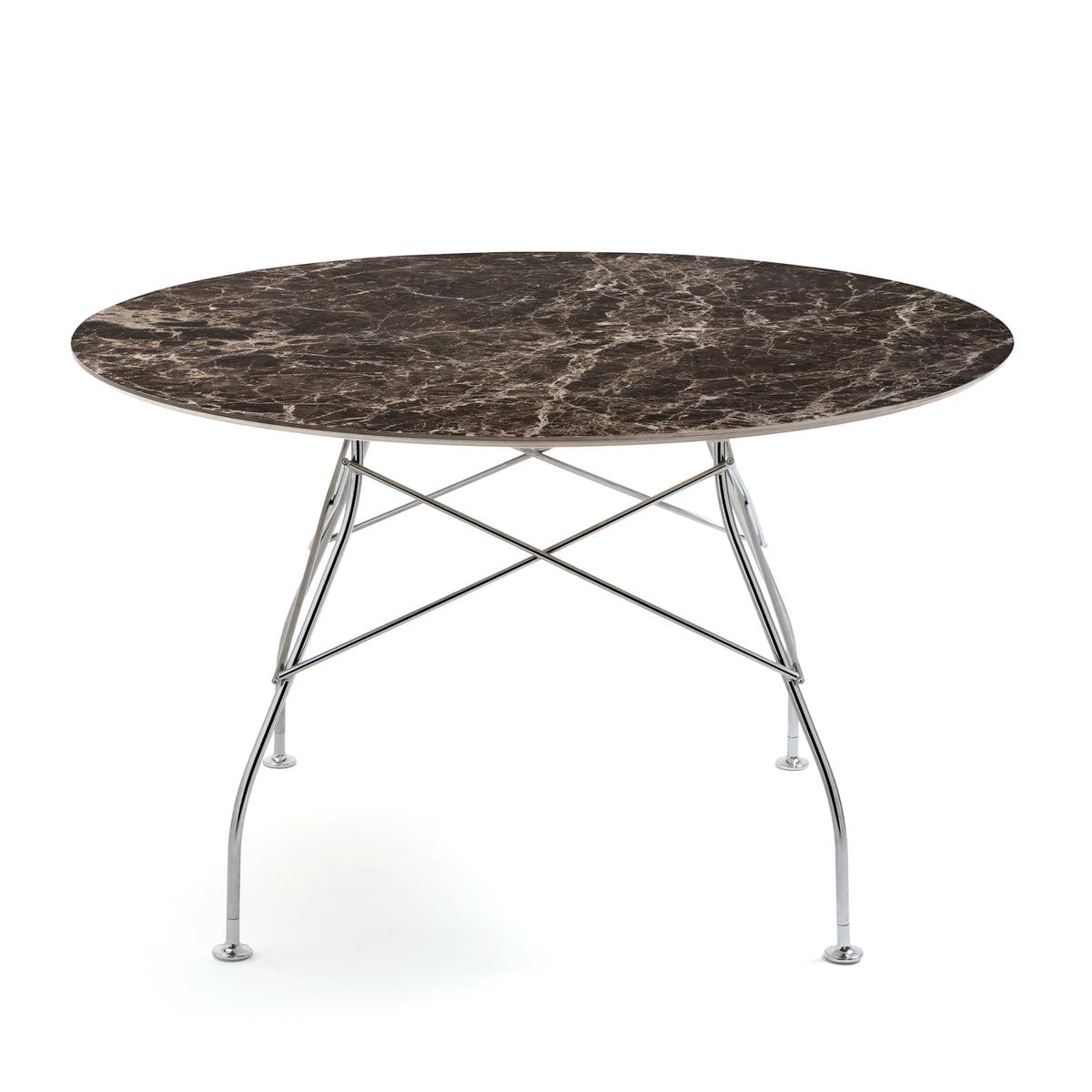 Glossy Tisch Von Kartell Connox