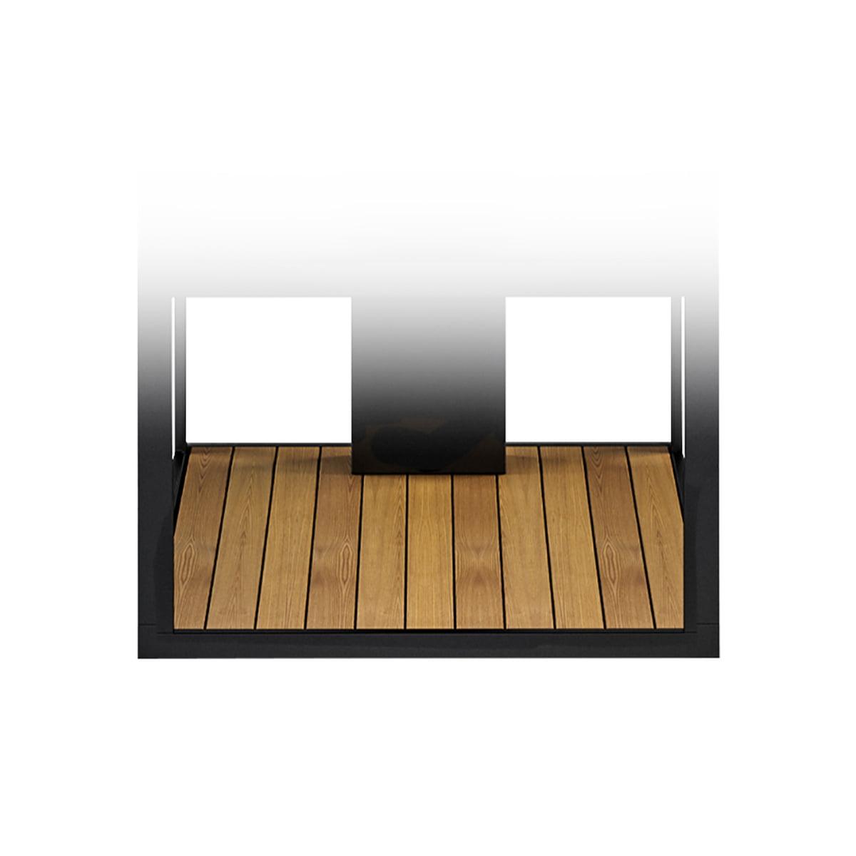 Roshults Teakboden Fur Open Kitchen 50 Bbq Kombi Und Sideboard