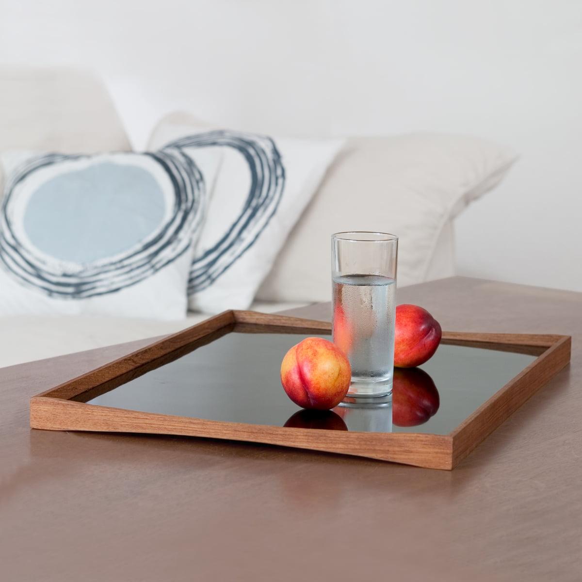tablett turning tray von finn juhl. Black Bedroom Furniture Sets. Home Design Ideas