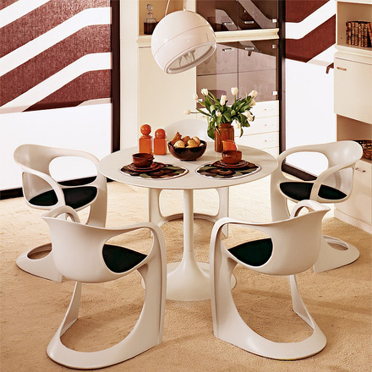casalino 2008 10 armlehnstuhl von casala. Black Bedroom Furniture Sets. Home Design Ideas