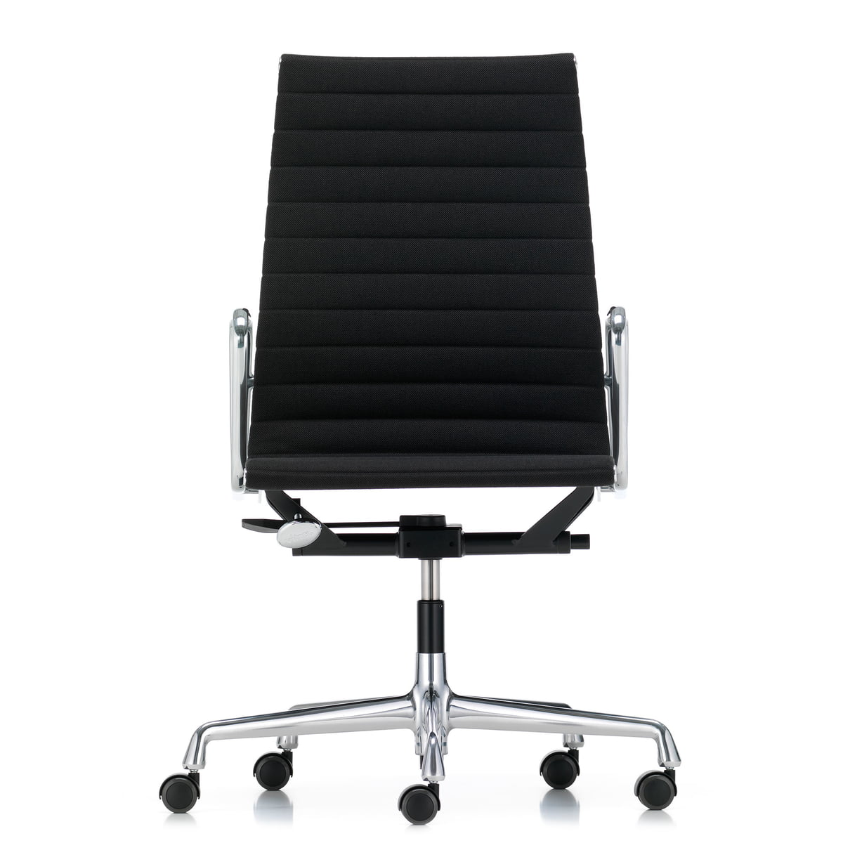 Bürostuhl Designklassiker Vitra aluminium ea 119 bürostuhl vitra connox