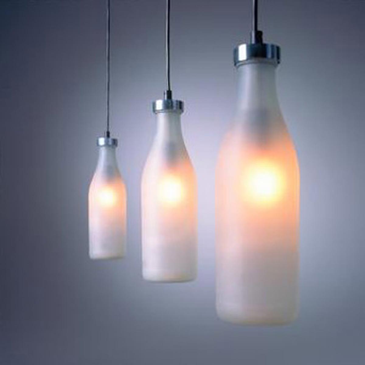 Milkbottle Lamp | Droog Design | Shop