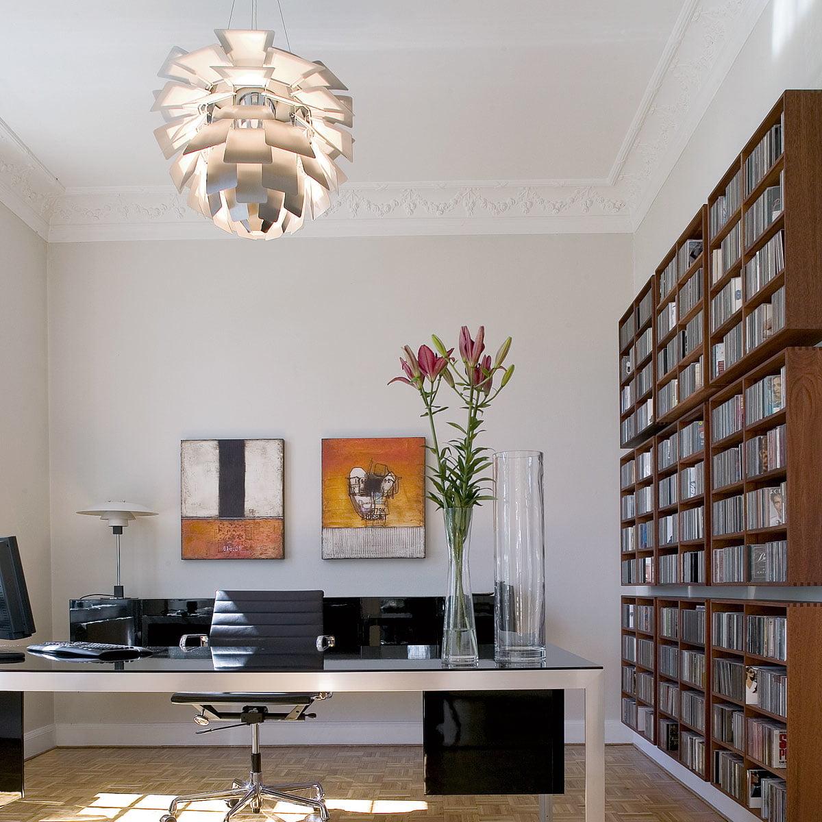 ph artichoke pendelleuchte von louis poulsen. Black Bedroom Furniture Sets. Home Design Ideas