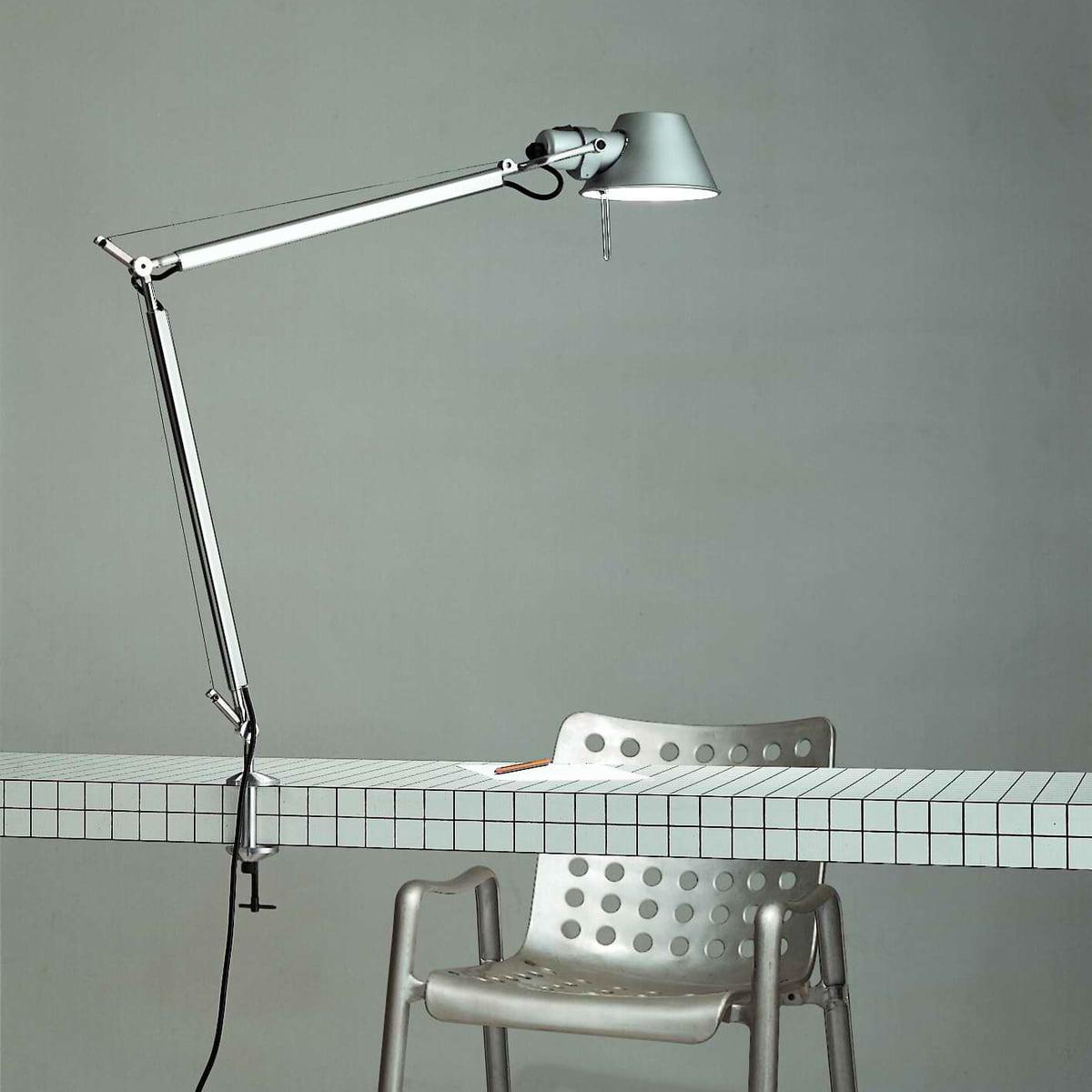artemide tolomeo schreibtischeuchte. Black Bedroom Furniture Sets. Home Design Ideas
