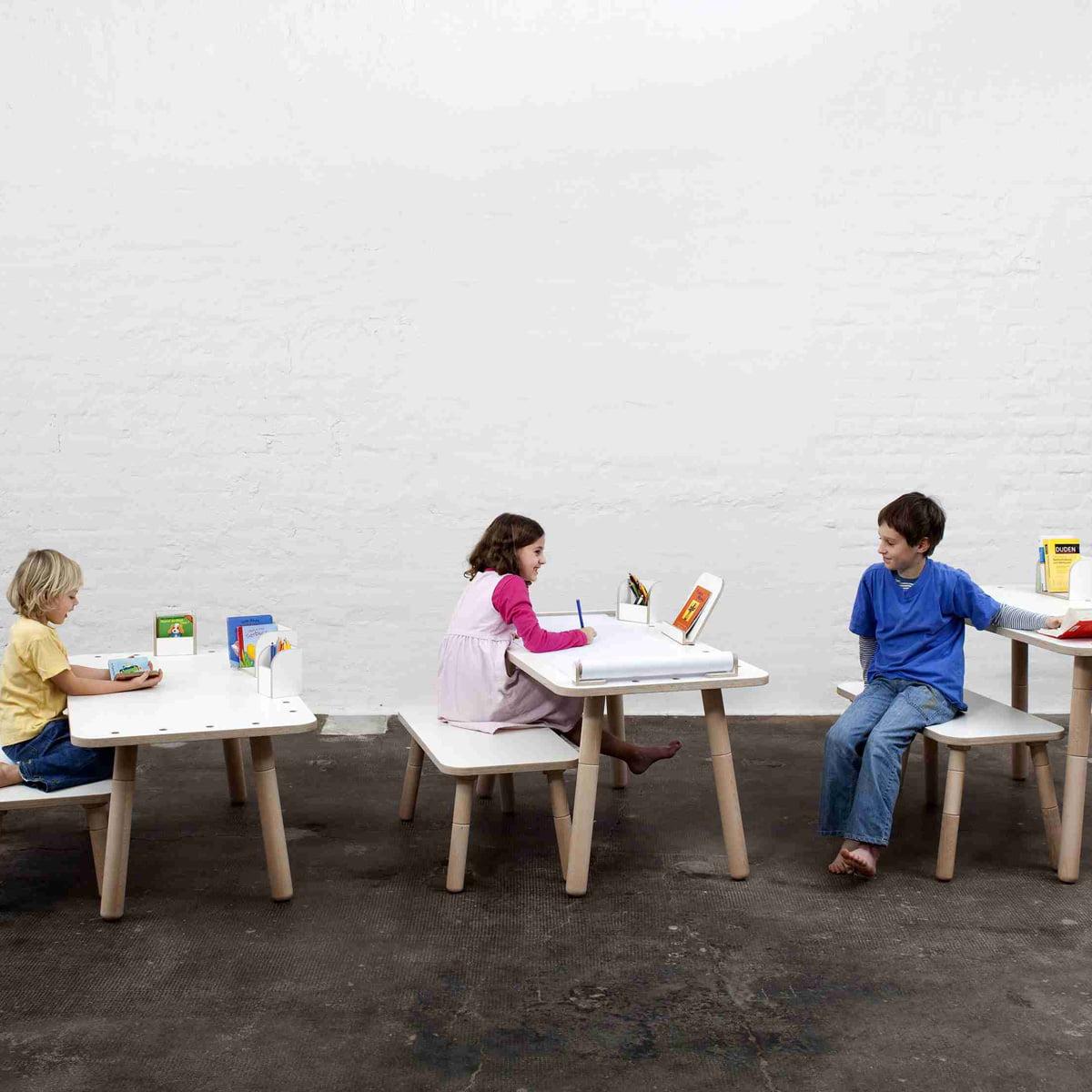 pure position growing table tisch hpl. Black Bedroom Furniture Sets. Home Design Ideas
