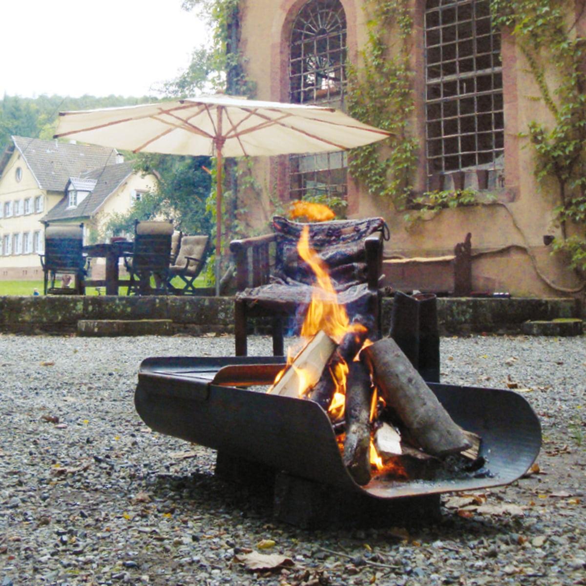 Feuerschale bauhaus excellent feuerschale garten erlaubt for Feuerkorb hornbach