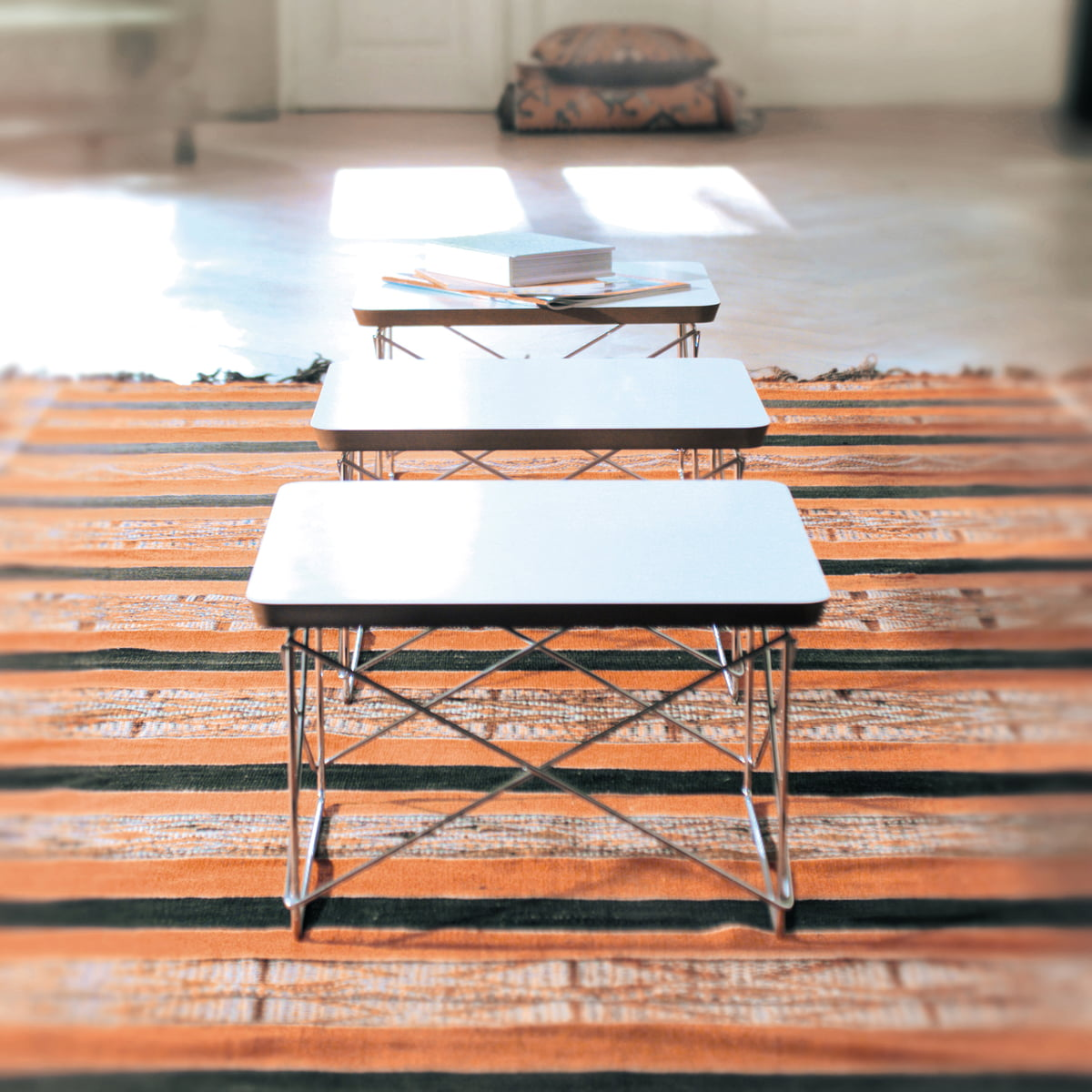 Eames Occasional Table Ltr Von Vitra Connox